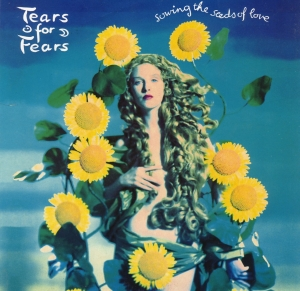 "Portada del single ""Sowing The Seeds Of Love "" (1989)."