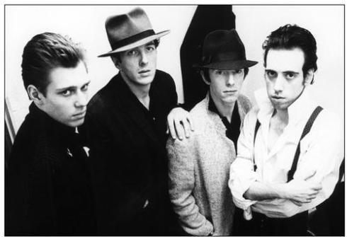 The Clash, en 1980.